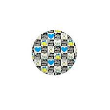 BRIDESMAID LUV Mini Button (100 pack)