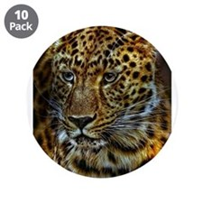 """Cute Animal texture 3.5"""" Button (10 pack)"""