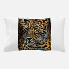 Cute Black cat face Pillow Case