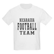 Nicaragua Football Team T-Shirt