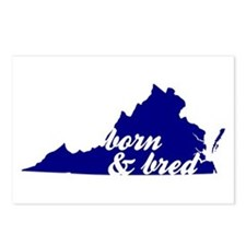 Born & Bred Postcards (Package of 8)