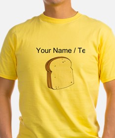Custom Peanut Butter Sandwich T-Shirt
