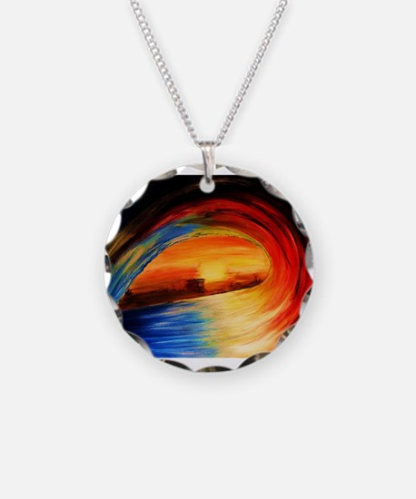 the wave Necklace