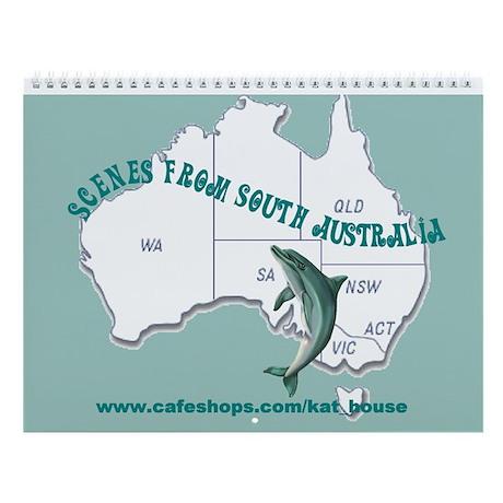 Scenes From South Australia Wall Calendar