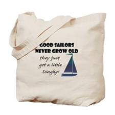 Good Sailors Never Grow Old, they just get a littl