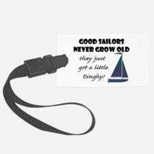 Good Sailors Never Grow Old, Luggage Tag