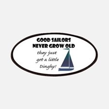 Good Sailors Never Grow Old, They Just Get Patches