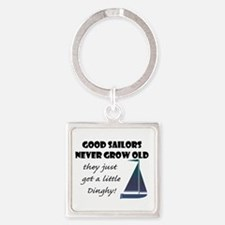 Good Sailors Never Grow Old, They Just Keychains