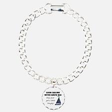Good Sailors Never Grow Bracelet