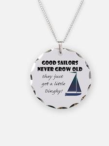 Good Sailors Never Grow Old, Necklace