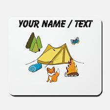 Custom Campsite Mousepad