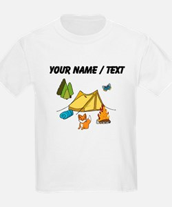 Custom Campsite T-Shirt