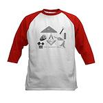 The Masonic Shop Logo Kids Baseball Jersey