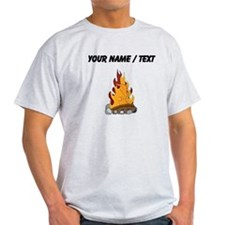 Custom Camp Fire T-Shirt