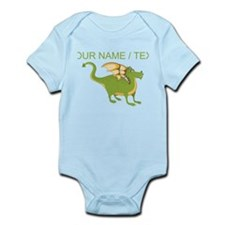Custom Green Dragon Body Suit
