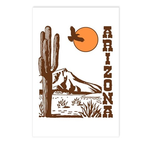 Arizona Postcards (Package of 8)