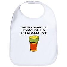 I Want To Be A Pharmacist Bib