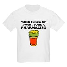 I Want To Be A Pharmacist T-Shirt