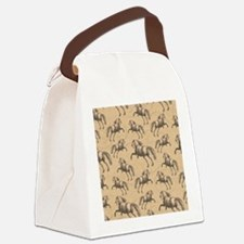 Funny Andalusian Canvas Lunch Bag