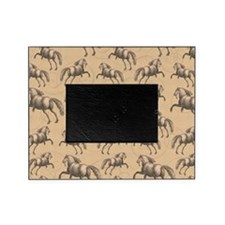 Cute Horse patterns Picture Frame