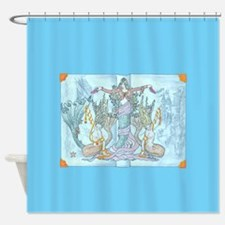Mermaid Tales Shower Curtain