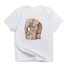 Cute Ear of the tiger Infant T-Shirt