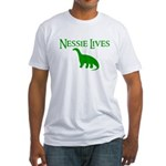 NESSIE UNDERWATER ALLY SHIRT  Fitted T-Shirt