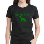 NESSIE UNDERWATER ALLY SHIRT  Women's Dark T-Shirt