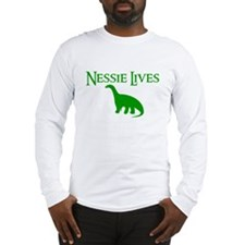 NESSIE UNDERWATER ALLY SHIRT  Long Sleeve T-Shirt