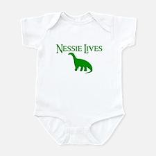 NESSIE UNDERWATER ALLY SHIRT  Infant Bodysuit