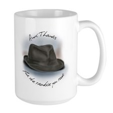 Hat For Leonard 1 Mugs