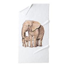 Cute Faith hope and love Beach Towel