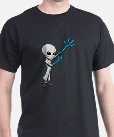Alien Scientist T-Shirt