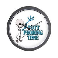 BUTT PROBING TIME Wall Clock