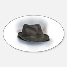 Hat for Leonard 2 Decal