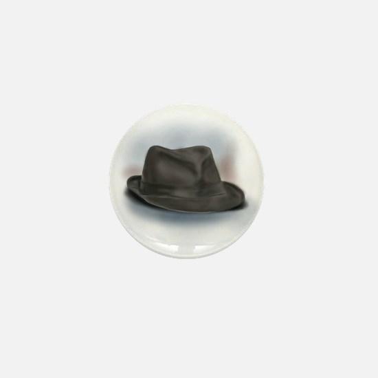 Hat for Leonard 2 Mini Button