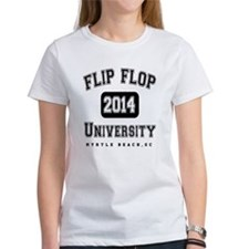 Flip Flop University Myrtle Beach T-Shirt