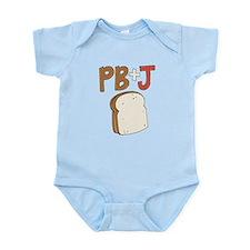 PB and J Sandwich Body Suit
