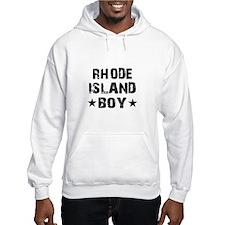 Rhode Island Boy Jumper Hoody