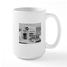 The Eight Ball Pool Room, 1940 Mugs