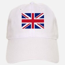 UK Flag Baseball Baseball Baseball Cap