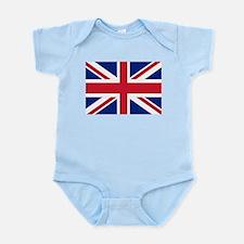 UK Flag Body Suit