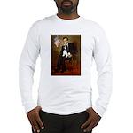 Lincoln & Tri Cavalier Long Sleeve T-Shirt