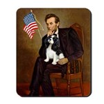 Lincoln & Tri Cavalier Mousepad