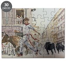 Cute Chico Puzzle