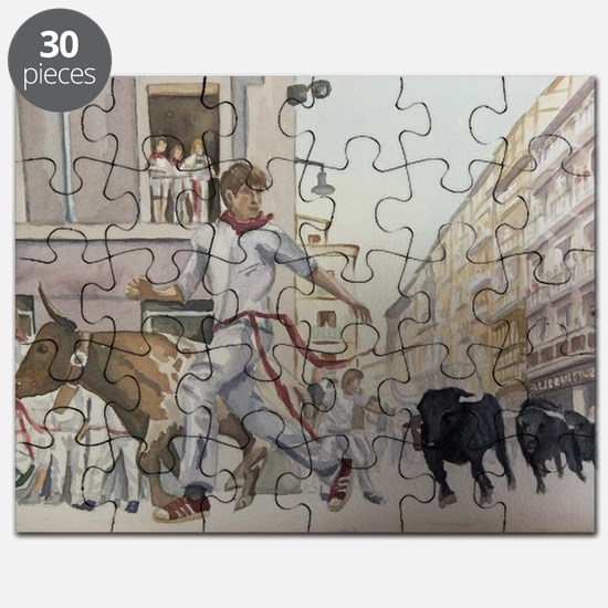 Funny Guys Puzzle