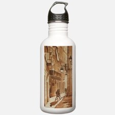 Unique Barcelona Water Bottle