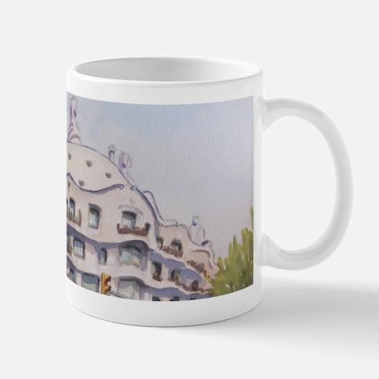 Pedrera Mugs