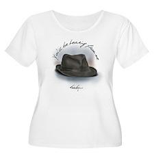 Hat for Leonard 4 Plus Size T-Shirt