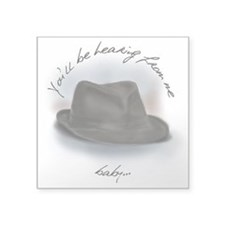 Hat for Leonard 4 Sticker